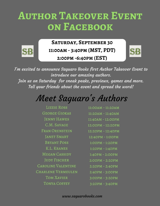 Meet Saguaro's Authors(1)