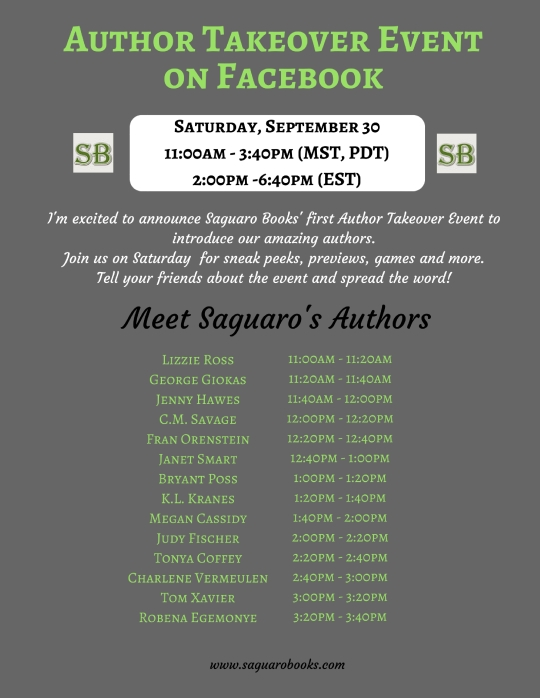 Meet Saguaro's Authors
